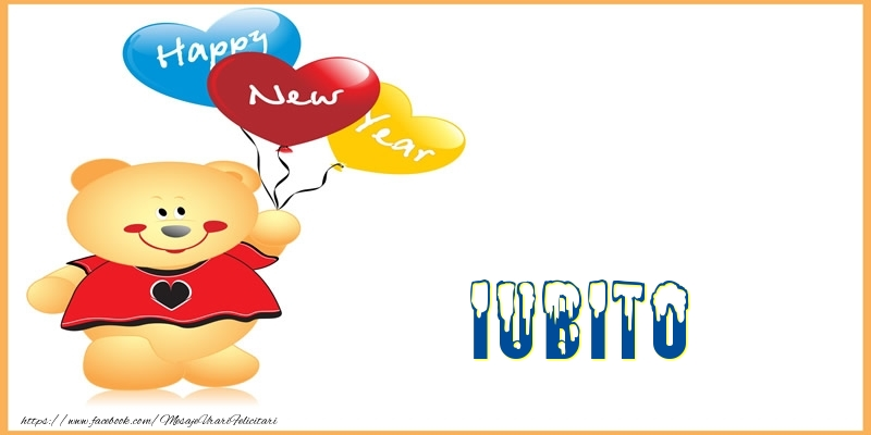 Felicitari frumoase de Anul Nou pentru Iubita | Happy New Year iubito!