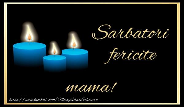 Felicitari frumoase de Anul Nou pentru Mama | Sarbatori fericite mama!