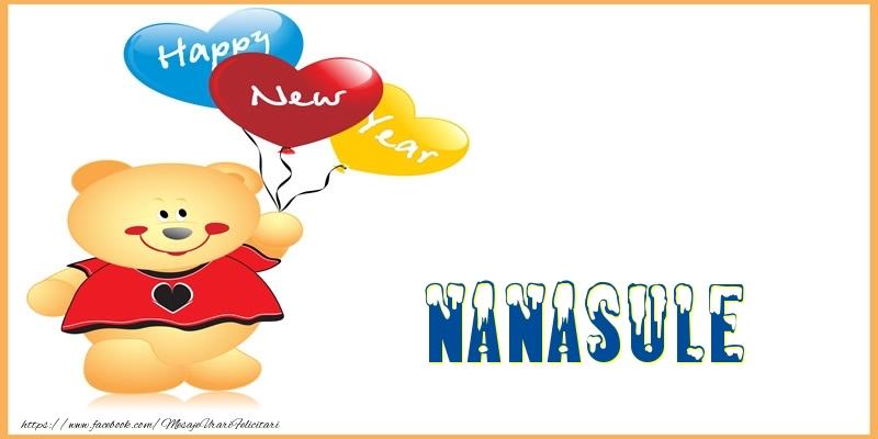 Felicitari frumoase de Anul Nou pentru Nas | Happy New Year nanasule!