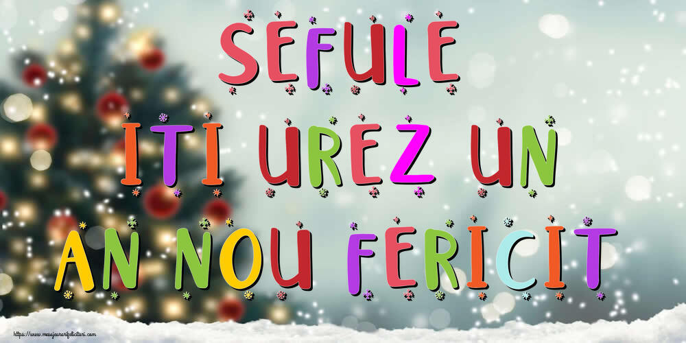 Felicitari frumoase de Anul Nou pentru Sef | Sefule, iti urez un An Nou Fericit!