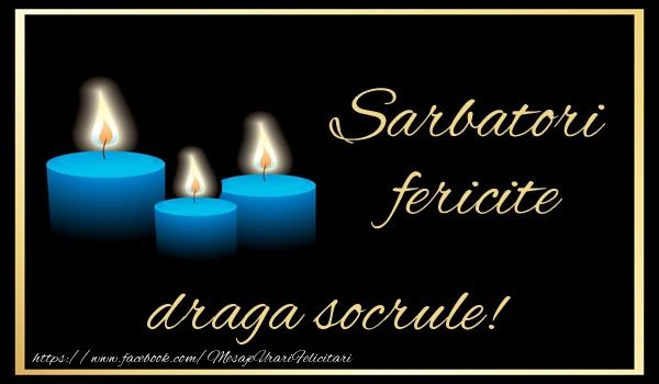 Felicitari frumoase de Anul Nou pentru Socru | Sarbatori fericite draga socrule!