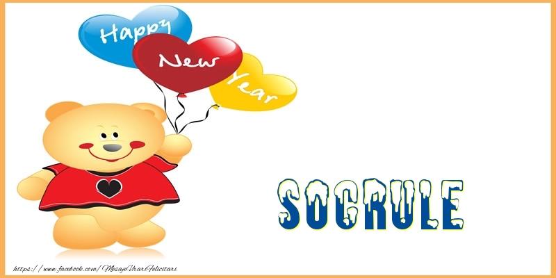 Felicitari frumoase de Anul Nou pentru Socru | Happy New Year socrule!