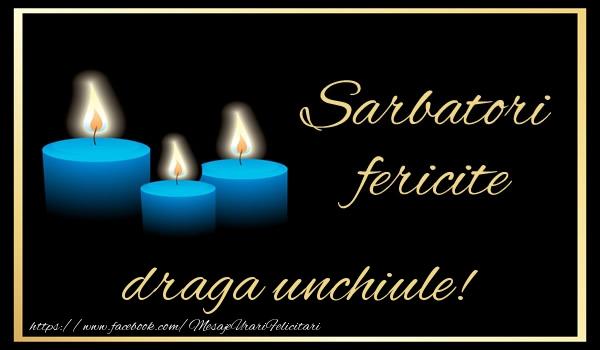 Felicitari frumoase de Anul Nou pentru Unchi | Sarbatori fericite draga unchiule!