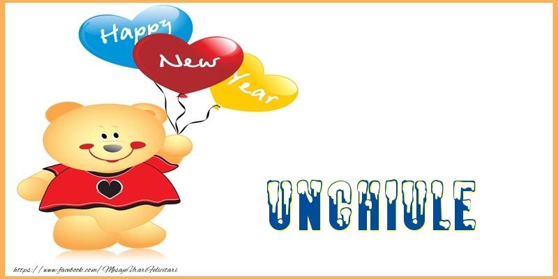 Felicitari frumoase de Anul Nou pentru Unchi | Happy New Year unchiule!