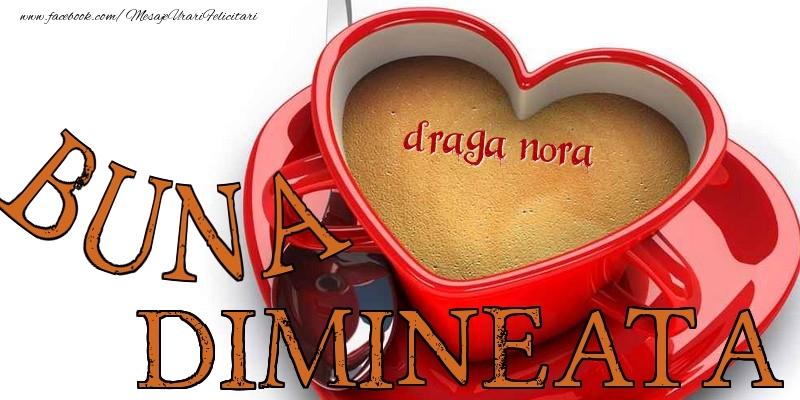 Felicitari frumoase de buna dimineata pentru Nora | Buna dimineata, draga nora
