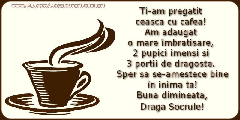 Felicitari frumoase de buna dimineata pentru Socru | Buna dimineata, draga socrule!