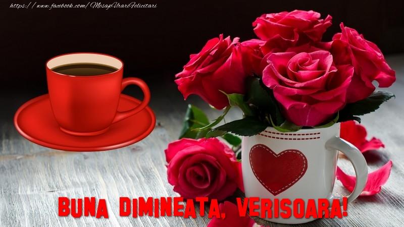 Felicitari frumoase de buna dimineata pentru Verisoara | Buna dimineata, verisoara!