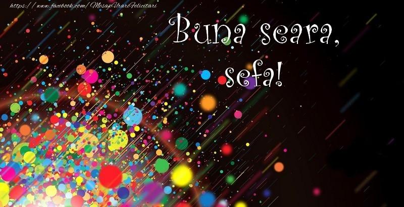 Felicitari frumoase de buna seara pentru Sefa | Buna seara, sefa!