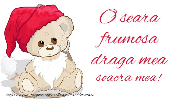 Felicitari frumoase de buna seara pentru Soacra | O seara frumosa draga mea soacra mea!