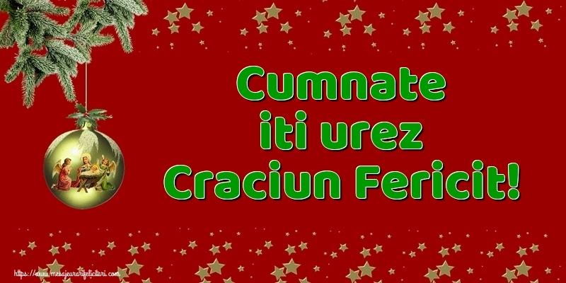Felicitari frumoase de Craciun pentru Cumnat | Cumnate iti urez Craciun Fericit!
