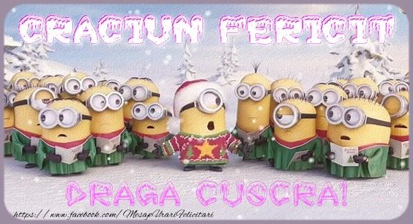 Felicitari frumoase de Craciun pentru Cuscra | Craciun Fericit draga cuscra