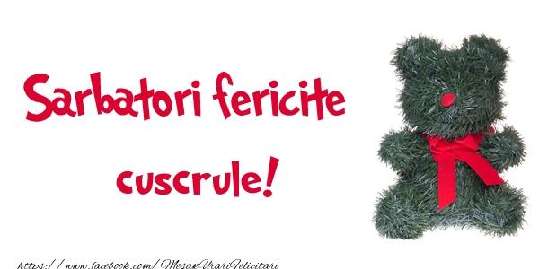 Felicitari frumoase de Craciun pentru Cuscru | Sarbatori fericite cuscrule!