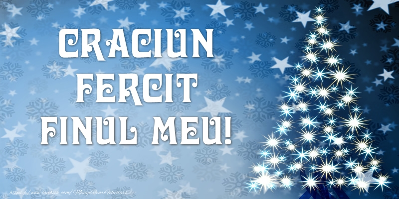 Felicitari frumoase de Craciun pentru Fin | Craciun Fericit finul meu!