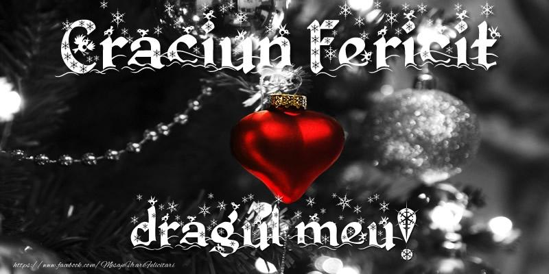 Felicitari frumoase de Craciun pentru Iubit | Craciun Fericit dragul meu!