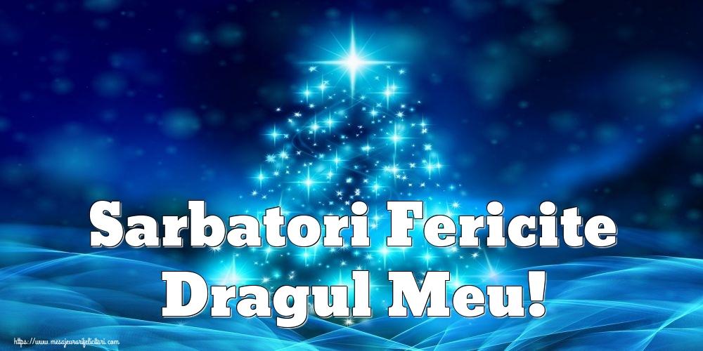 Felicitari frumoase de Craciun pentru Iubit | Sarbatori Fericite dragul meu!