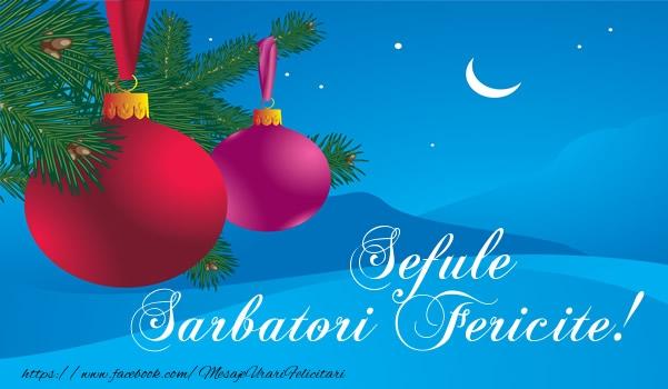 Felicitari frumoase de Craciun pentru Sef | Sefule Sarbatori fericite!