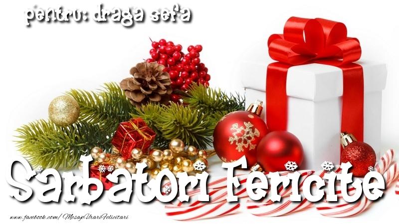 Felicitari frumoase de Craciun pentru Sefa | Sarbatori Fericite draga sefa