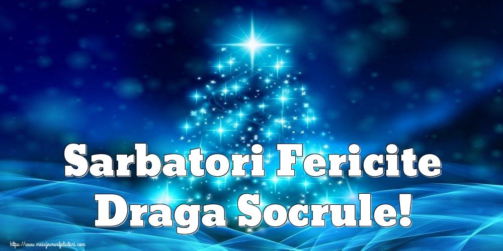 Felicitari frumoase de Craciun pentru Socru | Sarbatori Fericite draga socrule!