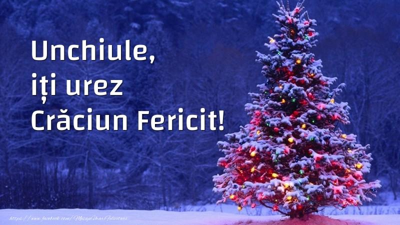 Felicitari frumoase de Craciun pentru Unchi | Unchiule, iți urez Crăciun Fericit!