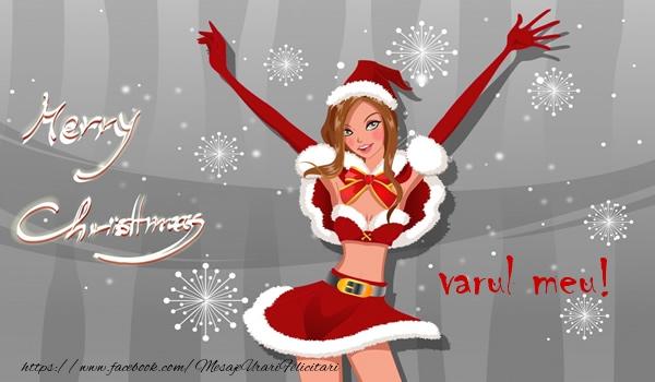 Felicitari frumoase de Craciun pentru Verisor | Merry christmas varul meu!