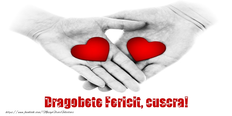Felicitari frumoase de Dragobete pentru Cuscra | Dragobete Fericit, cuscra!