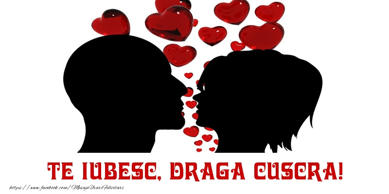 Felicitari frumoase de Dragobete pentru Cuscra | Te iubesc, draga cuscra!