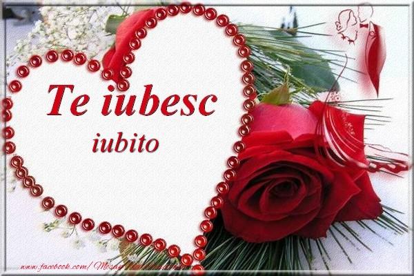 Felicitari frumoase de Dragobete pentru Iubita | Te iubesc  iubito