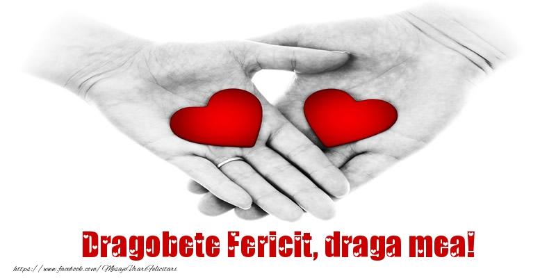Felicitari frumoase de Dragobete pentru Iubita | Dragobete Fericit, draga mea!