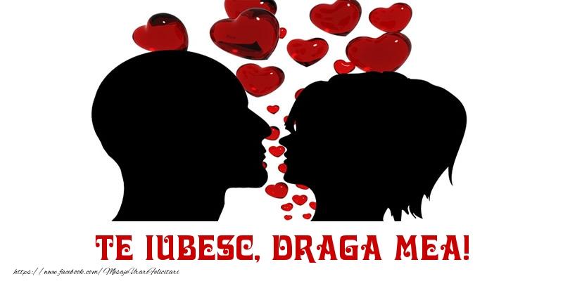 Felicitari frumoase de Dragobete pentru Iubita | Te iubesc, draga mea!