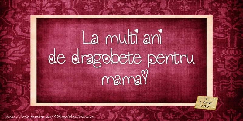 Felicitari frumoase de Dragobete pentru Mama | La multi ani de dragobete pentru mama!