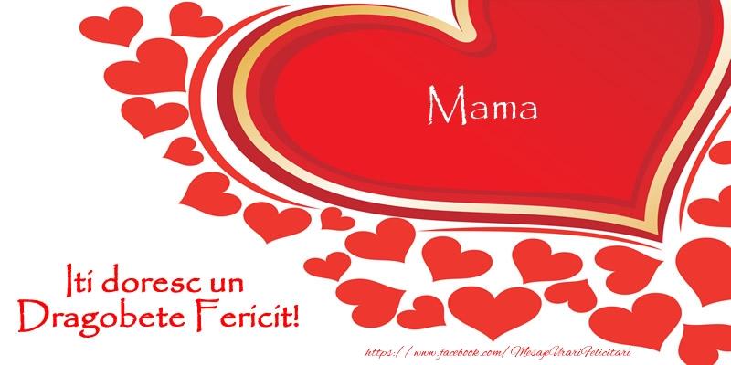 Felicitari frumoase de Dragobete pentru Mama | Mama iti doresc un Dragobete Fericit!