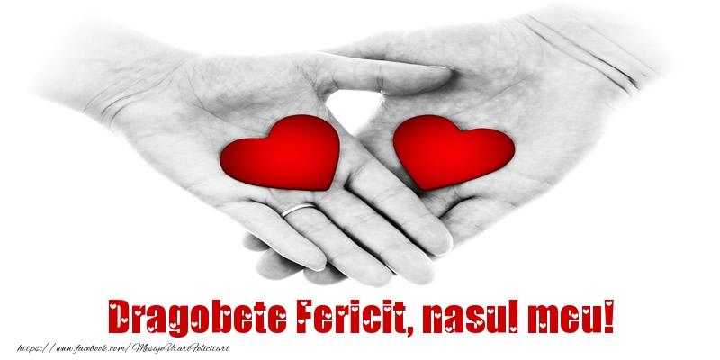 Felicitari frumoase de Dragobete pentru Nas | Dragobete Fericit, nasul meu!