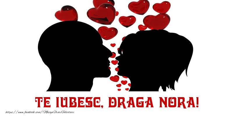 Felicitari frumoase de Dragobete pentru Nora | Te iubesc, draga nora!