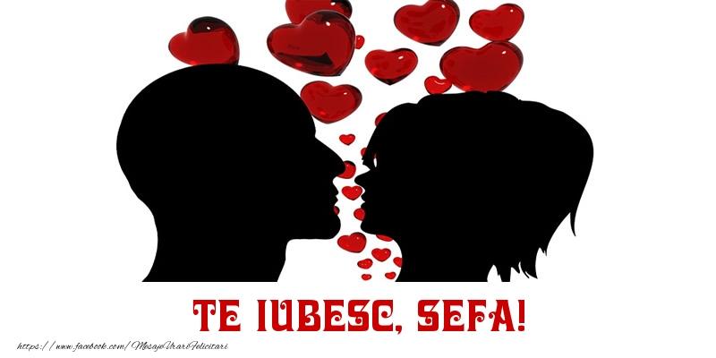 Felicitari frumoase de Dragobete pentru Sefa | Te iubesc, sefa!