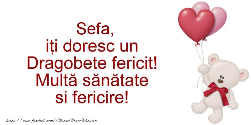 Felicitari frumoase de Dragobete pentru Sefa | Sefa iti doresc un Dragobete fericit! Multa sanatate si fericire!