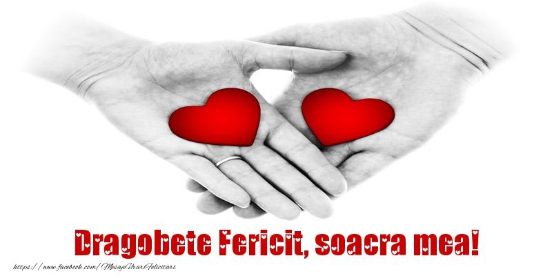 Felicitari frumoase de Dragobete pentru Soacra | Dragobete Fericit, soacra mea!