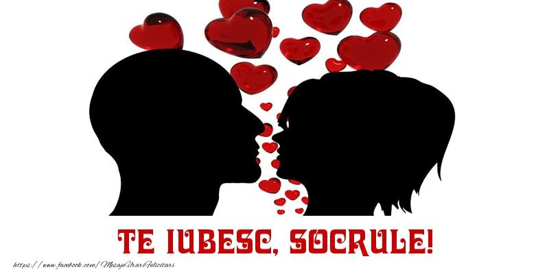Felicitari frumoase de Dragobete pentru Socru | Te iubesc, socrule!