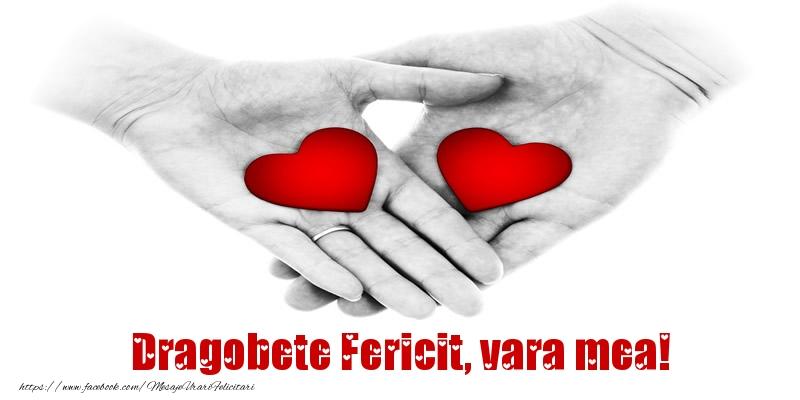 Felicitari frumoase de Dragobete pentru Verisoara | Dragobete Fericit, vara mea!