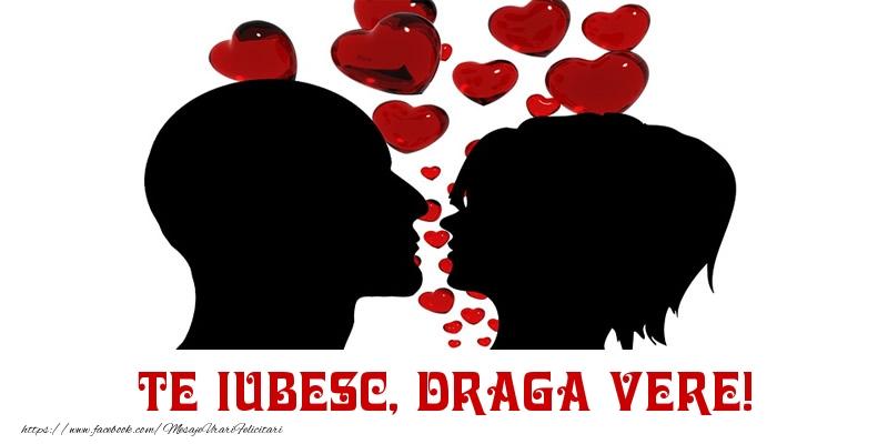 Felicitari frumoase de Dragobete pentru Verisor | Te iubesc, draga vere!