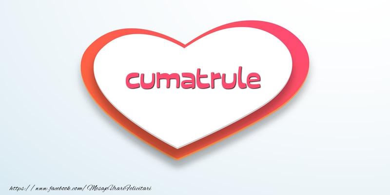 Felicitari frumoase de dragoste pentru Cumatru | Love cumatrule