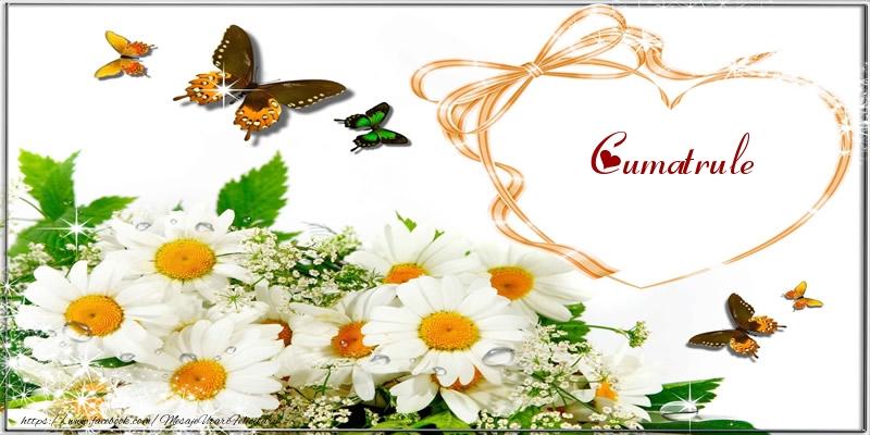 Felicitari frumoase de dragoste pentru Cumatru | I love you cumatrule!