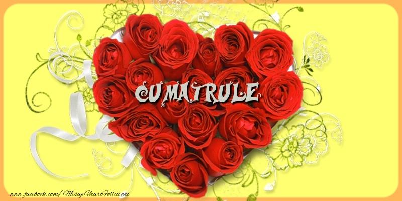 Felicitari frumoase de dragoste pentru Cumatru | Cumatrule