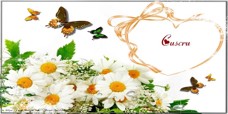 Felicitari frumoase de dragoste pentru Cuscru | I love you cuscru!