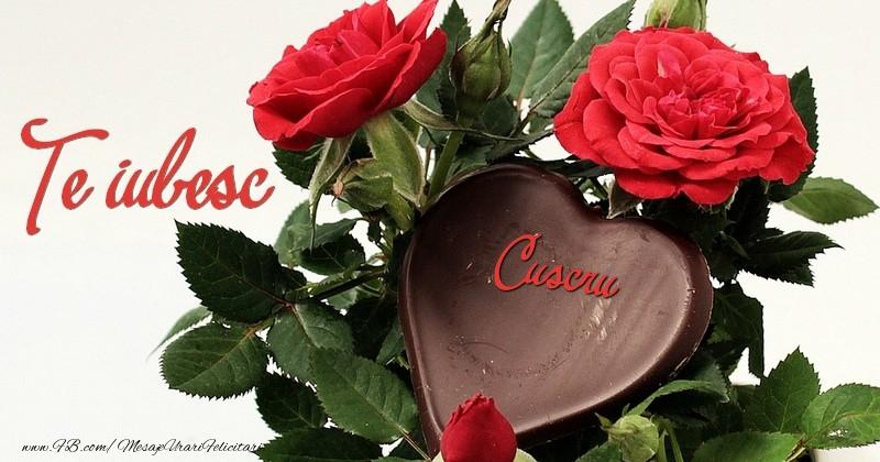 Felicitari frumoase de dragoste pentru Cuscru | Te iubesc, cuscru!