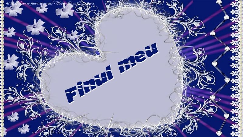 Felicitari frumoase de dragoste pentru Fin | Finul meu