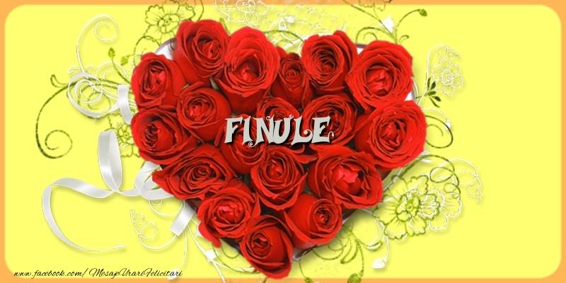 Felicitari frumoase de dragoste pentru Fin | Finule