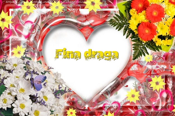 Felicitari frumoase de dragoste pentru Fina | Fina draga