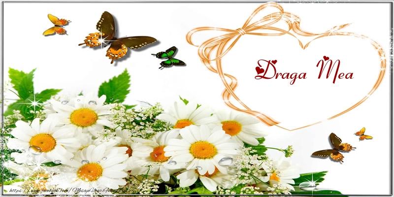 Felicitari frumoase de dragoste pentru Iubita | I love you draga mea!