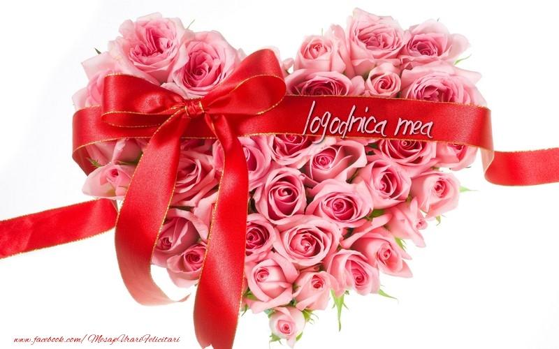 Felicitari frumoase de dragoste pentru Logodnica | Flori pentru logodnica mea
