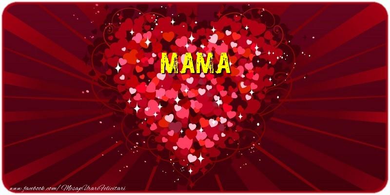 Felicitari frumoase de dragoste pentru Mama | Mama